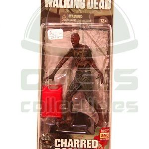 Oasis Collectibles Inc. - Walking Dead T.V. - Charred Zombie