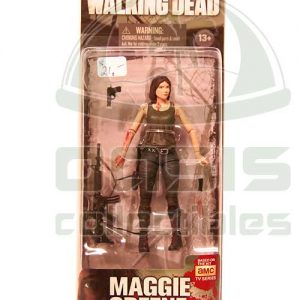 Oasis Collectibles Inc. - Walking Dead T.V. - Maggie Greene