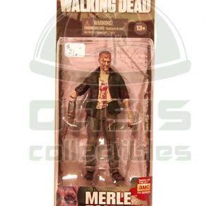 Oasis Collectibles Inc. - Walking Dead T.V. - Merle Zombie