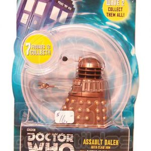 Oasis Collectibles Inc. - Dr Who - Assault Dalek + Claw arm