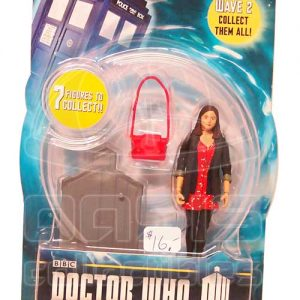 Oasis Collectibles Inc. - Dr Who - Clara Oswald