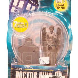 Oasis Collectibles Inc. - Dr Who - Screaming Weeping Angel