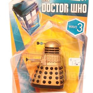 Oasis Collectibles Inc. - Dr Who - Gold Supreme Dalek
