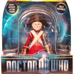 Oasis Collectibles Inc. - Dr Who - Peg Soldier