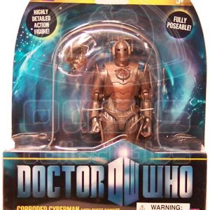 Oasis Collectibles Inc. - Dr Who - Corroded Cyberman with Chest Damage
