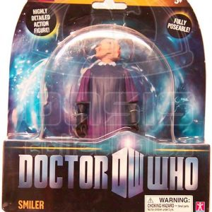 Oasis Collectibles Inc. - Dr Who - Smiler 2 Faces