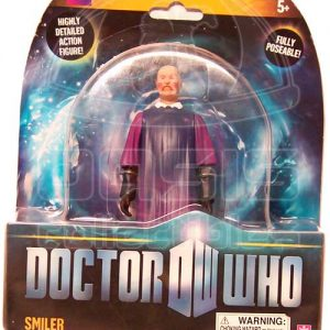 Oasis Collectibles Inc. - Dr Who - Smiler 1 Faces