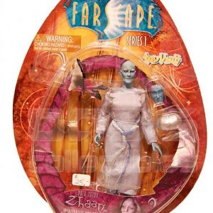 Oasis Collectibles Inc. - Farscape - Zhaan
