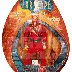 Oasis Collectibles Inc. - Farscape - Ka D'argo