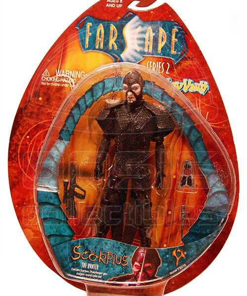 Oasis Collectibles Inc. - Farscape - Scorpius