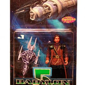 Oasis Collectibles Inc. - Babylon 5 - Marcus Cole