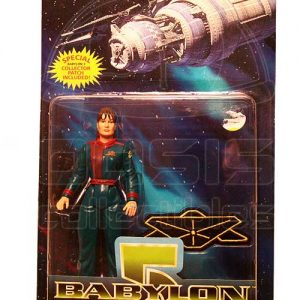 Oasis Collectibles Inc. - Babylon 5 - Capitan Elizabeth Lochley