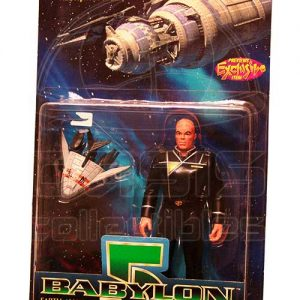 Oasis Collectibles Inc. - Babylon 5 - Michael Garibaldi