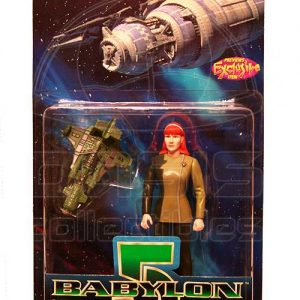 Oasis Collectibles Inc. - Babylon 5 - Lyta Alexander