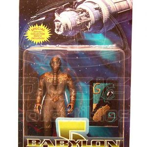 Oasis Collectibles Inc. - Babylon 5 - Ambassador She'lah The Gaim Intelligence