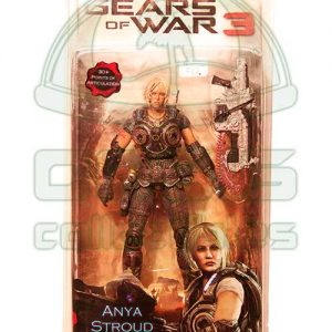Oasis Collectibles Inc. - Gears Of War - Anya Stroud