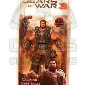 Oasis Collectibles Inc. - Gears Of War - Dominic Santiago