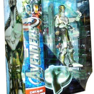 Oasis Collectibles Inc. - Marvel Select - Chitauri Footsoldier