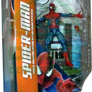 Oasis Collectibles Inc. - Marvel Select - Spider-Man