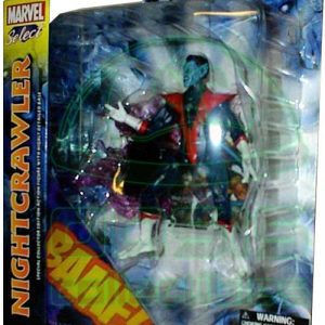 Oasis Collectibles Inc. - Marvel Select - Nightcrawler