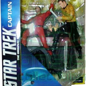 Oasis Collectibles Inc. - Star Trek - Capitan Kirk