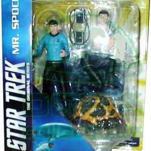 Oasis Collectibles Inc. - Star Trek - Mr. Spock