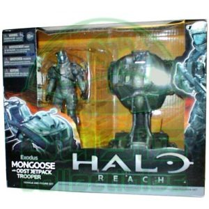Oasis Collectibles Inc. - Halo Reach - ODST Jet Pack
