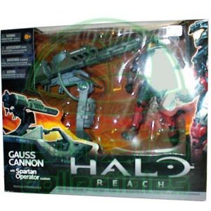 Oasis Collectibles Inc. - Halo Reach - Spartan Operator