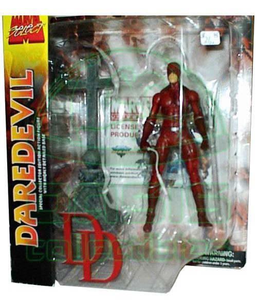 Oasis Collectibles Inc. - Marvel Select - Dare Devil