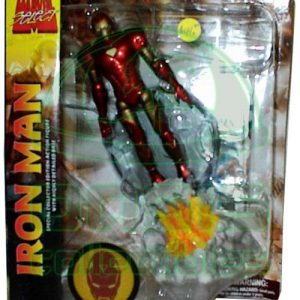 Oasis Collectibles Inc. - Marvel Select - Iron Man