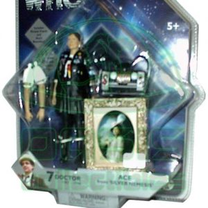 "Oasis Collectibles Inc. - Dr Who - Ace from ""Silver Nemesis"""