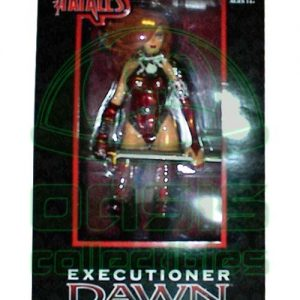 Oasis Collectibles Inc. - Femme Fatales - Executioner Dawn