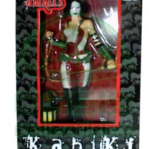 Oasis Collectibles Inc. - Femme Fatales - Kabuki