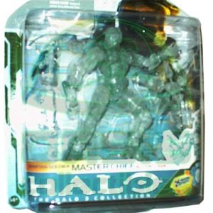 Oasis Collectibles Inc. - Halo 3 - Master Chief Active Camo