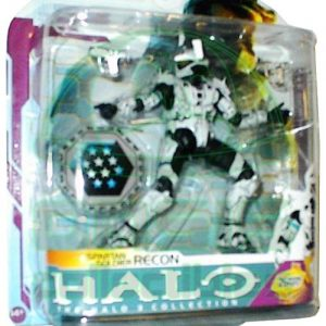 Oasis Collectibles Inc. - Halo 3 - Spartan Soldier Recon