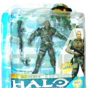 Oasis Collectibles Inc. - Halo 3 - Sgt. Forge