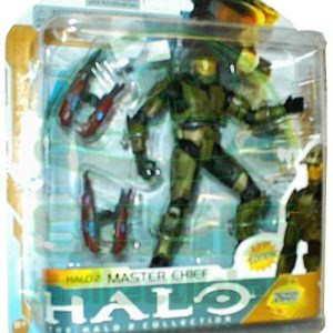 Oasis Collectibles Inc. - Halo 3 - Halo 2 Master Chief