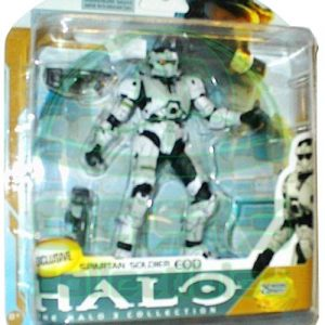 Oasis Collectibles Inc. - Halo 3 - Spartan Soldier EOD