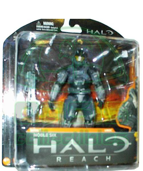 Oasis Collectibles Inc. - Halo Reach - Noble Six