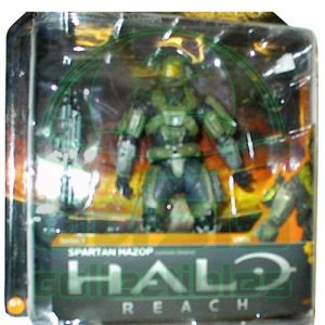 Oasis Collectibles Inc. - Halo Reach - Spartan Hazop