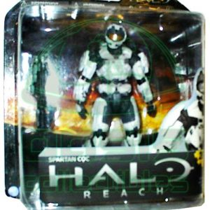 Oasis Collectibles Inc. - Halo Reach - Spartan CQC-White