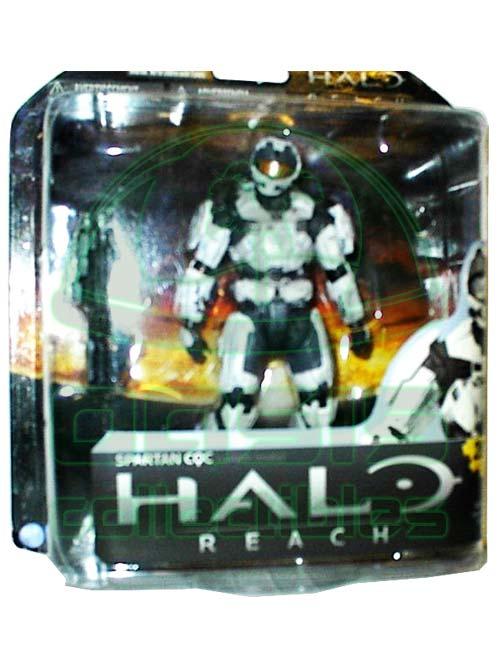 Oasis Collectibles Inc. - Halo Reach - Spartan CQC-White