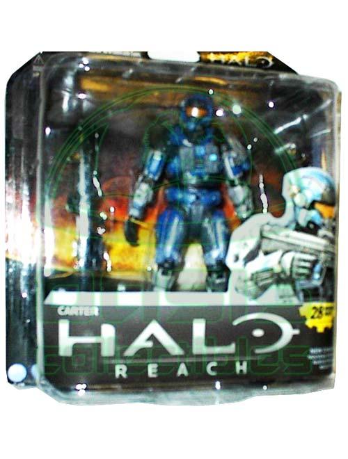 Oasis Collectibles Inc. - Halo Reach - Carter