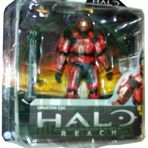 Oasis Collectibles Inc. - Halo Reach - Spartan CQC-Red