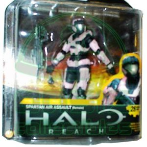 Oasis Collectibles Inc. - Halo Reach - Spartan Air Assault (Female)