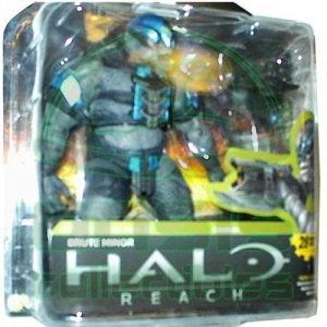 Oasis Collectibles Inc. - Halo Reach - Brute Minor