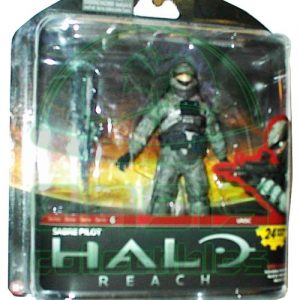 Oasis Collectibles Inc. - Halo Reach - Sabre Pilot