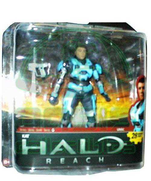 Oasis Collectibles Inc. - Halo Reach - Kat