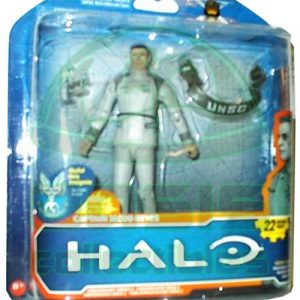 Oasis Collectibles Inc. - Halo Universe - Captain Jacob Keyes