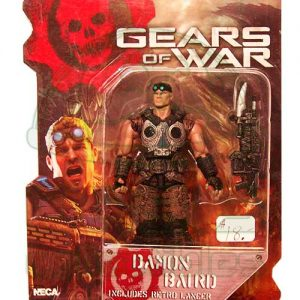 Oasis Collectibles Inc. - Gears Of War - Damon Baird